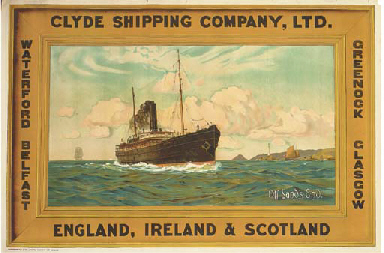 CLYDE SHIPPING COMPANY LTD.,