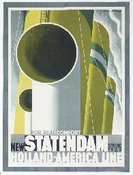 STATENDAM HOLLAND-AMERICA LINE