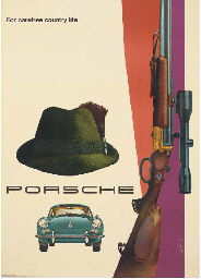 PORSCHE, FOR CAREFREE COUNTRY