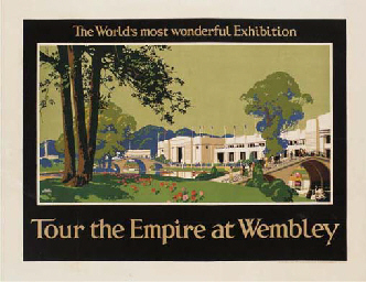 TOUR THE EMPIRE AT WEMBLEY
