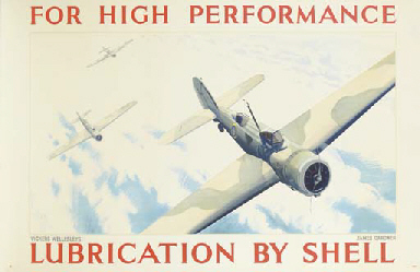 FOR HIGH PERFORMANCE, VICKERS