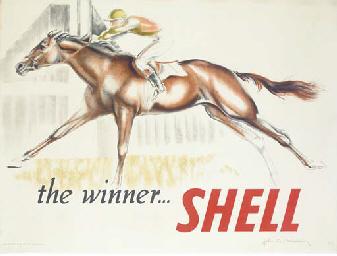 THE WINNER...SHELL