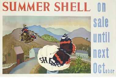 SUMMER SHELL, ON SALE UNTIL NE