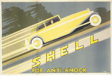 SHELL FOR ANTI-KNOCK