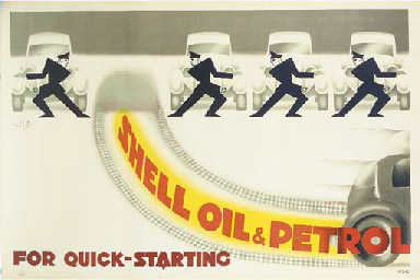 SHELL OIL AND PETROL, CARS AND