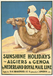 SUNSHINE HOLIDAYS TO ALGIERS &