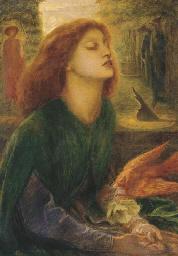 Beata Beatrix, the original 18