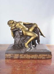 The Seduction of Danae