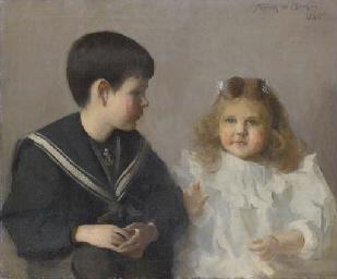 Harold D. Walker & Katherine M