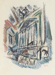 The New York Stock Exchange
