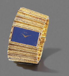 Piaget. A rare and unusual 18K