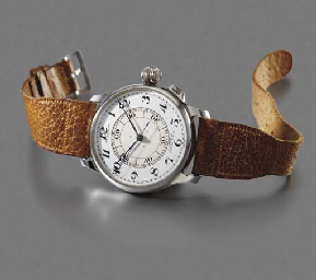 Longines. A fine and rare over