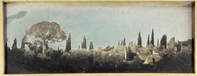 41. Tivoli. 1842. Villa Adrian