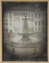 Untitled [Fontaine des Quatre