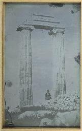 76. Jéronda. Temple - Colonnes