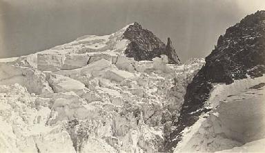 Savoie, Le Mont Maudit, c.1860