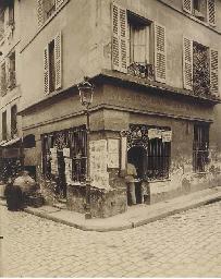 Cabaret Rue Mouffetard, 1899-1