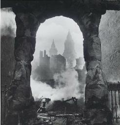 Blitz, City of London, 1940-41