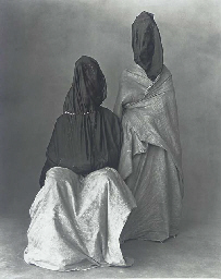 Two Guedras, Morocco, 1971