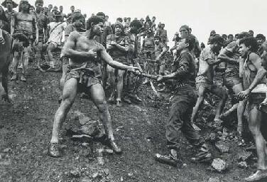 The Dispute, Brazil, 1986