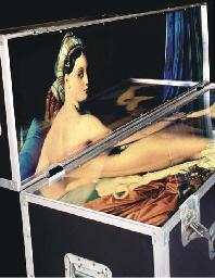 Valise d'Ingres: 'La grande Od