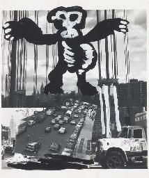 Le jogging de King Kong
