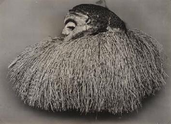 Masque océanien