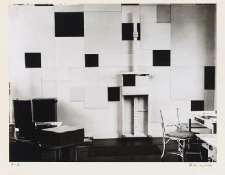 L' atelier de Piet Mondrian