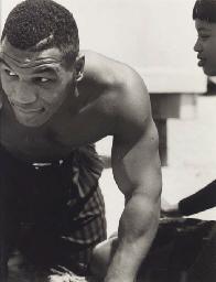 Myke Tyson et Naomi Campbell