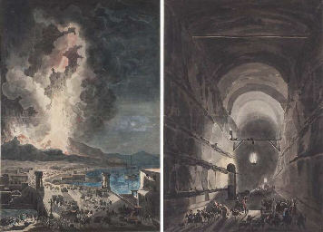 Eruption du Vésuve de 1779; et