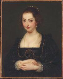 Portrait présumé d'Isabella Br