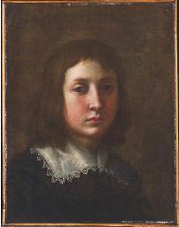 Portrait d'une jeune fille ten