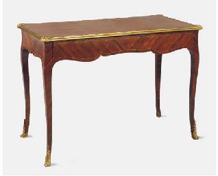 TABLE A ECRIRE DE STYLE LOUIS