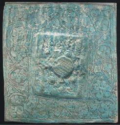 A Ghaznavid composite moulded