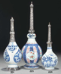 A Chinese Imari Islamic market