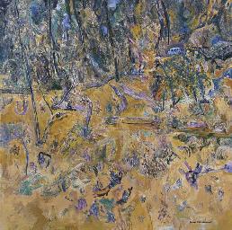 Cottlesbridge Landscape with D