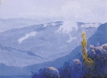 Mount Buffalo in Summertime