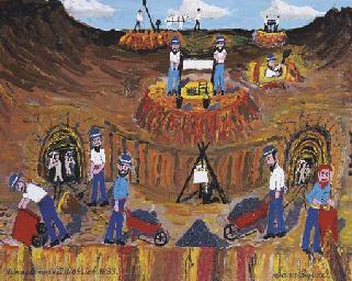 Mining, Broken Hill District 1