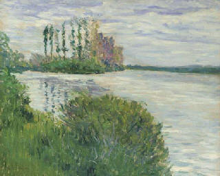 La Seine et la pointe de l'Ile