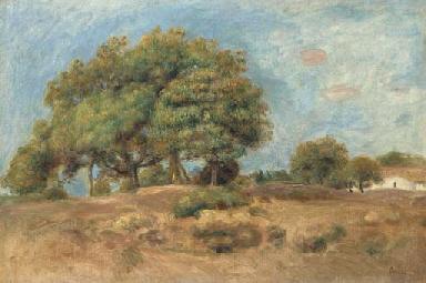 Les arbres, Automne