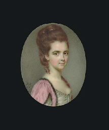 Miss Mary Lewin, later Mrs Ral