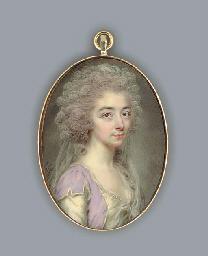 Mrs John Chamier (née Georgian