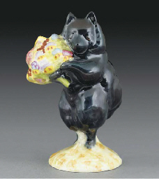 A Beswick Duchess with Flowers