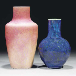 A Ruskin Pottery Vase