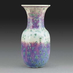 A Ruskin High-Fired Vase
