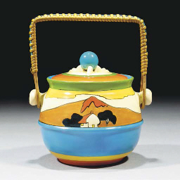 A Mountain Biscuit Barrel and