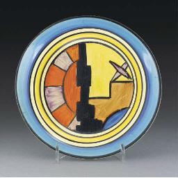 A Sunray Plate