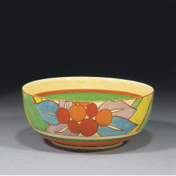A Berries Holborn Bowl