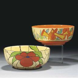 A Bobbins Holborn Bowl