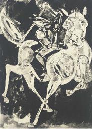 Avigdor Arikha (B. 1929)